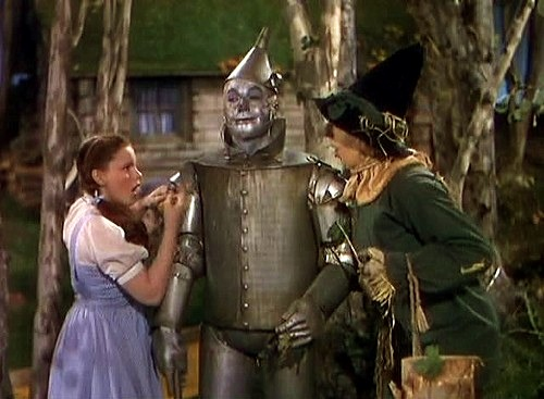 Ray Bolger The Scarecrow Of Oz